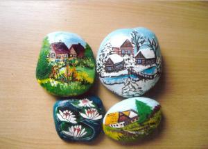 Maľované kamene